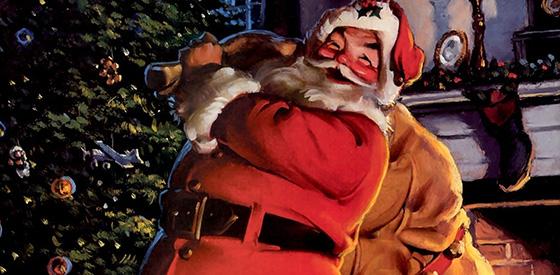 Parade du Père Noël à Granby