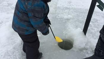 Février 2015 – Jacob Harbec – Pêche sur la glace