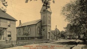 Rue St-Joseph – Église méthodiate