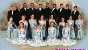 CPA Farnham 2001-2002