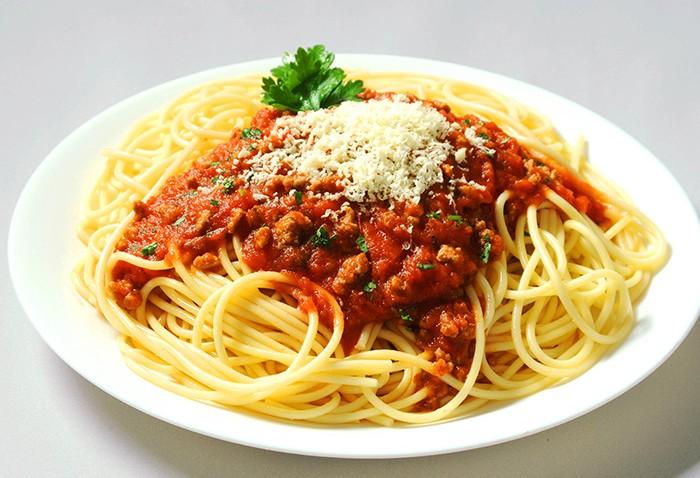 Souper spaghetti bénéfice
