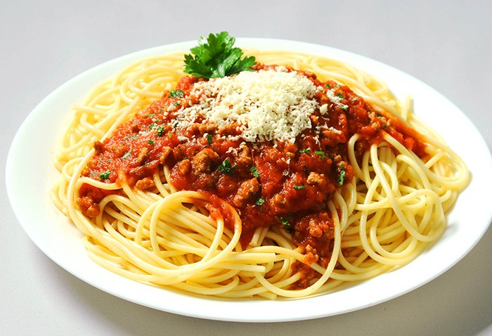 Diner spaghetti au Centre Municipal de Ste-Brigide