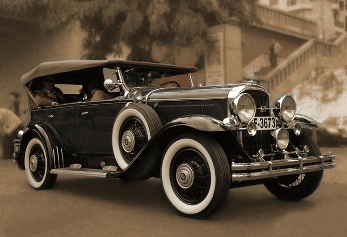 Exposition de voitures anciennes du Québec