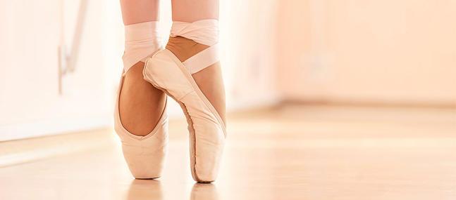 Spectacle de ballet jazz et classique