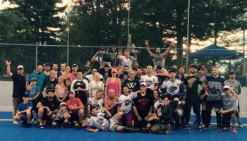 Tournoi 5 août 2017 au profit du hockey senior – Armoires Cuisines Action