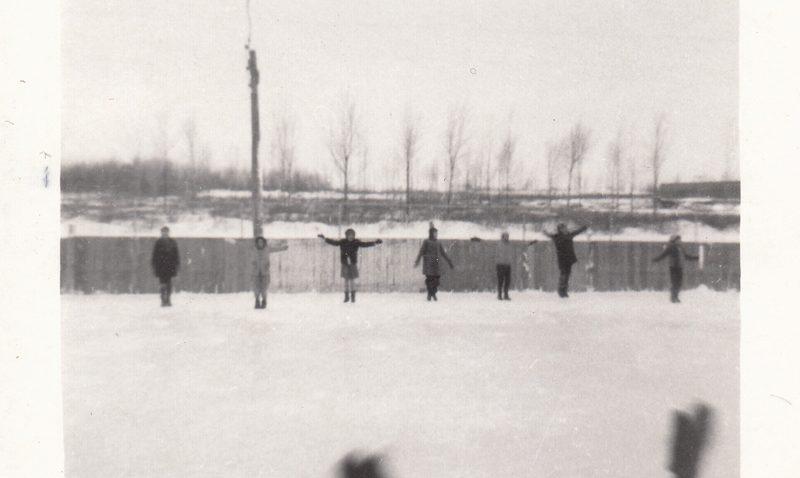 Ouverture des patinoires extérieures à Farnham