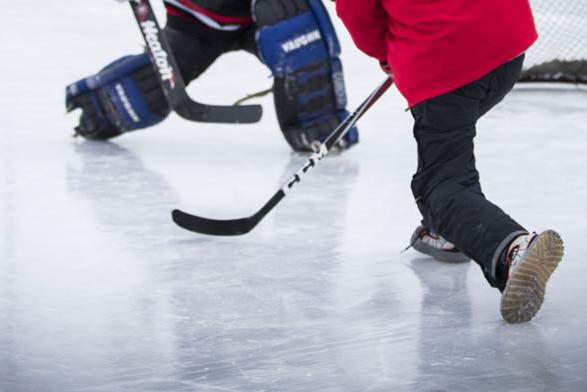 Inscription en ligne pour le hockey mineur de Farnham