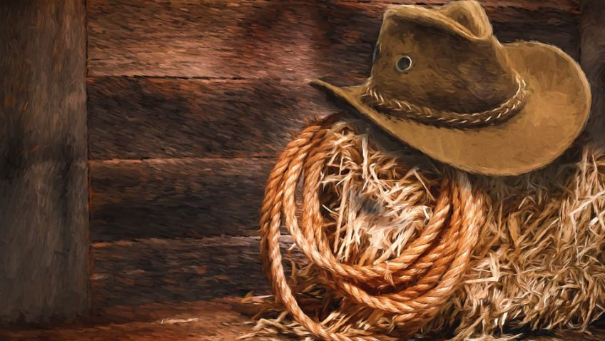 Compétition western à Ste-Brigide