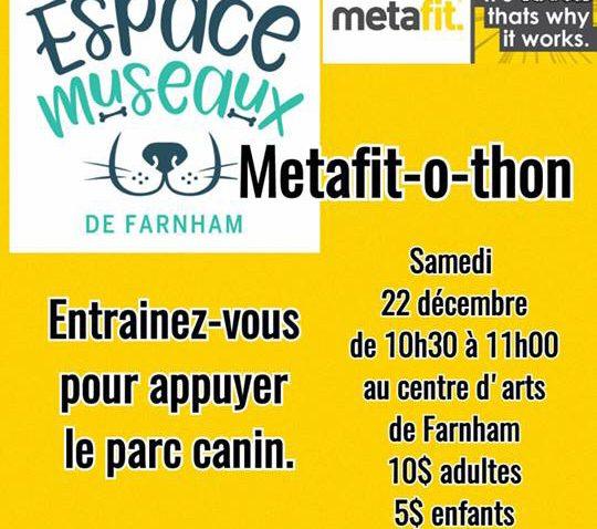 Metafit-o-thon