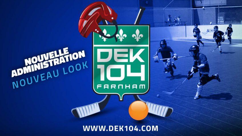 Party de fin de saison du Dek hockey de Farnham