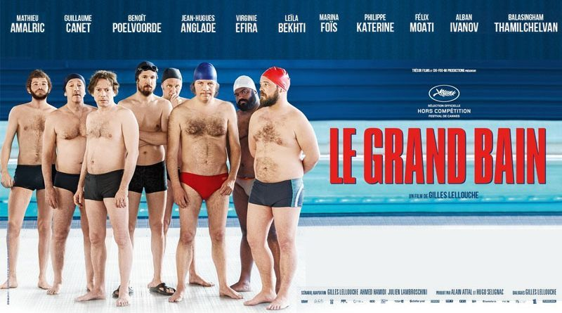 Comédie dramatique  – Le grand bain