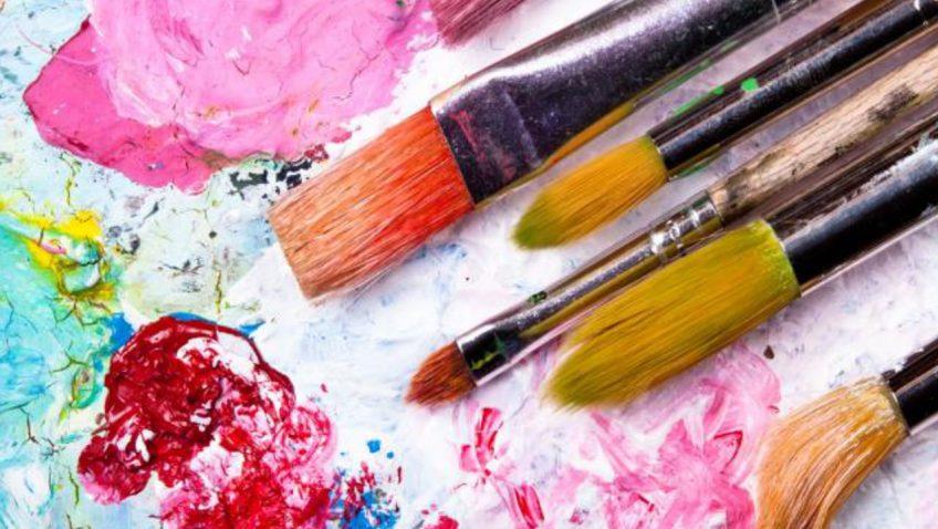Initiation à l'acrylique sur toile avec Diane Savard