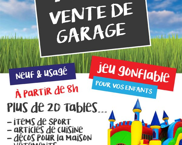 Vente de garage Armoires Cuisines Action