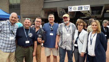 Télé-Québec – Gaétan Audet, Pierre Leblanc, Denis Lapointe, Michet Lauzon, Yves Choinière, Marie Collin, Daniele Fournier.