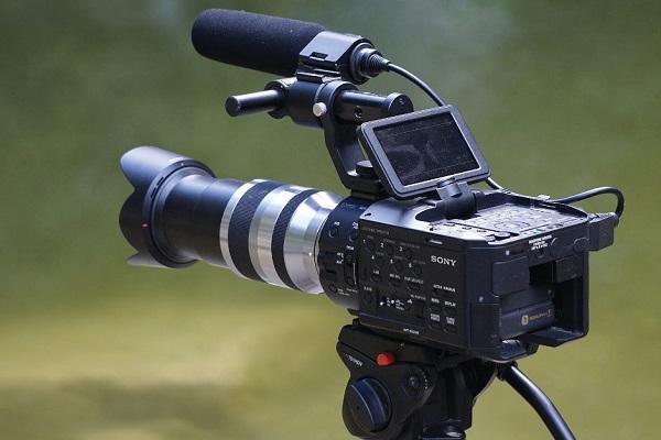 Activité : les secrets  d'un tournage télévisuel