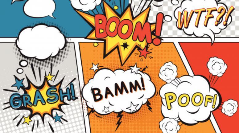Viens créer ta bande dessinée