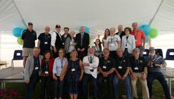 Mai 2019 – 50 ans de JJB présidents honoraires et comité organisateur