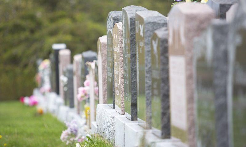 Visite des cimetières