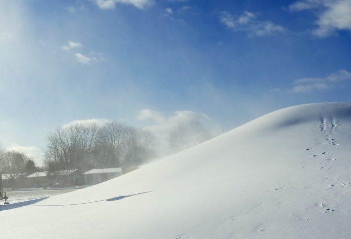 Ouverture du parc à neige au Parc Roch Bourbonnais