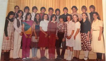 École St-Romuald de Farnham 1976-77 et 1979-80