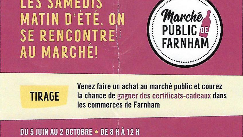 Marché Public de Farnham