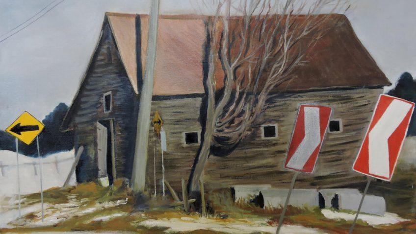 34 artistes sur le boulevard des arts à Bromont