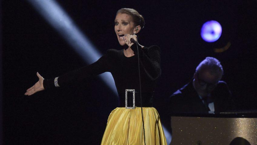 Sortie du film sur la vie de Céline Dion