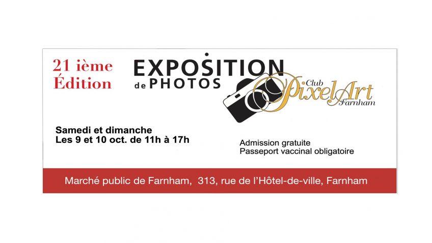 Exposition de photos Club Pixel Art de Farnham
